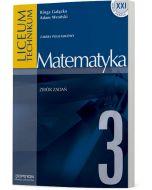 Matematyka 3. Zbiór zadań. Zakres podstawowy