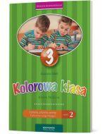 Kolorowa Klasa 3. Czytamy, piszemy, wiemy. Ćwiczenia uzupełniające. Część II