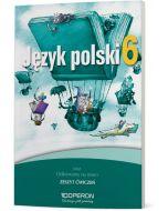 Język polski 6. Zeszyt ćwiczeń. Odkrywamy na nowo