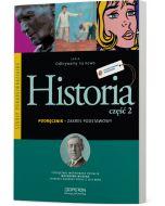 Historia cz. 2. Podręcznik. Zakres podstawowy. Odkrywamy na nowo