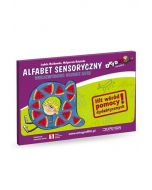 ORTOGRAFFITI z Bratkiem - Alfabet sensoryczny