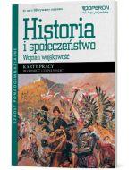 Przedmiot uzupełniający. Historia i społeczeństwo. Wojna i wojskowość. Karty pracy