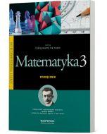 Matematyka 3. Podręcznik. ZP. Odkrywamy na nowo