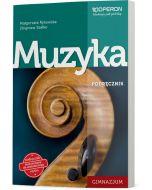 Muzyka. Podręcznik dostosowany do wieloletniego użytku.
