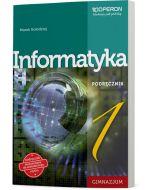 Informatyka 1. Podręcznik dostosowany do wieloletniego użytku.
