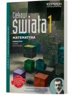 Matematyka 1. ZR. (Pawłowski) Ciekawi świata. Podręcznik dostosowany do wieloletniego użytku.