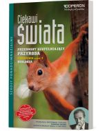 Przedmiot uzupełniający. Przyroda. Cz. 3. Biologia. Ciekawi świata. Podręcznik dostosowany do wieloletniego użytku.