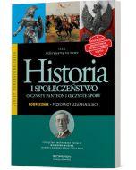 Przedmiot uzupełniający. Historia i Społeczeństwo. Ojczysty Panteon i ojczyste spory. Podręcznik dostosowany do wieloletniego użytku.