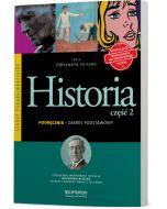 Historia cz. 2. ZP. Odkrywamy na nowo. Podręcznik dostosowany do wieloletniego użytku.