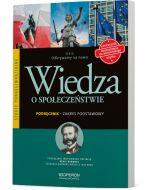 Wiedza o społeczeństwie. ZP. Odkrywamy na nowo. Podręcznik dostosowany do wieloletniego użytku.
