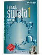 Chemia 1. Zakres Rozszerzony. Ciekawi świata. Podręcznik. Podręcznik dostosowany do wieloletniego użytku.