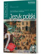 Język polski 2. ZPR. Odkrywamy na nowo. Podręcznik dostosowany do wieloletniego użytku.