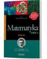 Matematyka 2. Odkrywamy na nowo. Podręcznik