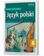 Język polski 4. Kształcenie kulturowo-literackie. Podręcznik