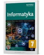 Informatyka 7. Podręcznik