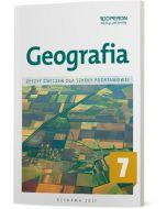 Geografia 7. Zeszyt ćwiczeń
