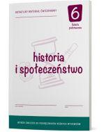Historia i społeczeństwo 6. Uniwersalne materiały ćwiczeniowe
