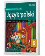 Język polski 5. Kształcenie kulturowo-literackie. Podręcznik