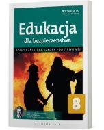 Edukacja dla bezpieczeństwa 8. Podręcznik