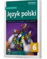 Język polski 6. Kształcenie językowe. Podręcznik