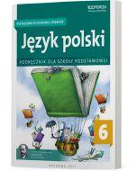Język polski 6. Kształcenie kulturowo-literackie. Podręcznik