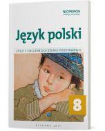 Język polski 8. Zeszyt ćwiczeń