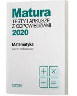 okladka testy matematyka matura 2020 zakres podstawowy