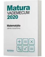 okladka vademecum matematyka matura 2020 zakres rozszerzony