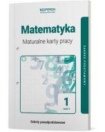 okladka maturalne karty pracy matematyka szkola ponadpodstawowa 1 klasa czesc 2 zakres podstawowy