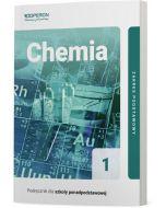 okladka podrecznika chemia szkola ponadpodstawowa 1 klasa zakres podstawowy