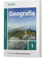 okladka podrecznika geografia szkola ponadpodstawowa 1 klasa zakres rozszerzony