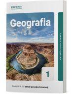 okladka podrecznika geogoafia szkola ponadpodstawowa 1 klasa zakres podstawowy