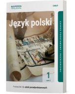 okladka podrecznika jezyk polski szkola ponadpodstawowa 1 klasa linia 2 czesc 2 zakres podstawowy i rozszerzony