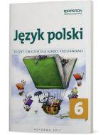 Język polski 6. Zeszyt ćwiczeń