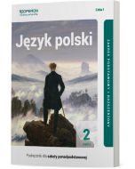 Podręcznik Język polski. Klasa 2. Część 2. Linia I. Zakres podstawowy i rozszerzony. Liceum i technikum