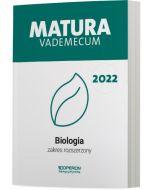 Matura. Biologia. Vademecum 2022. Zakres rozszerzony