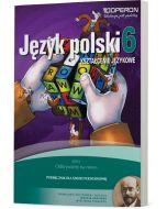 Język polski 6. Podręcznik. Kszt. językowe. Odkrywamy na nowo