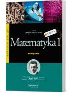 Matematyka 1. Podręcznik. ZP.   Wersja II. Odkrywamy na nowo