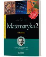Matematyka 2. Podręcznik. Zakres podstawowy. Odkrywamy na nowo