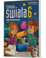 Matematyka 6. Podręcznik. Cz. II. Ciekawi świata