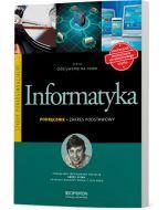 Informatyka. Zakres podstawowy. Odkrywamy na nowo. Podręcznik dostosowany do wieloletniego użytku.