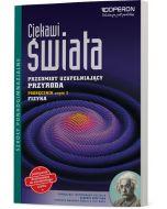 Przedmiot uzupełniający. Przyroda. Cz. 1. Fizyka. Ciekawi świata. Podręcznik dostosowany do wieloletniego użytku.