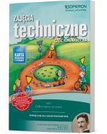 Zajęcia techniczne. Część komunikacyjna. Odkrywamy na nowo. Podręcznik dostosowany do wieloletniego użytku.