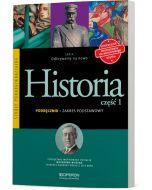 Historia cz. 1. ZP. Odkrywamy na nowo. Podręcznik dostosowany do wieloletniego użytku.