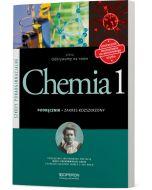 Chemia 1. Zakres Rozszerzony. Odkrywamy na nowo. Podręcznik dostosowany do wieloletniego użytku.