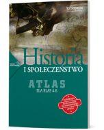 Historia i społeczeństwo 4-6. Atlas.