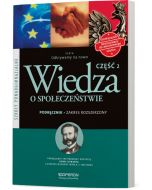 Wiedza o społeczeństwie 2. ZR. Odkrywamy na nowo. Podręcznik