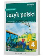 Język polski 4. Kształcenie językowe. Podręcznik