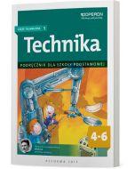 Technika 4-6. Część techniczna 1. Podręcznik