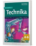 Technika 4-6. Część techniczna 2. Podręcznik